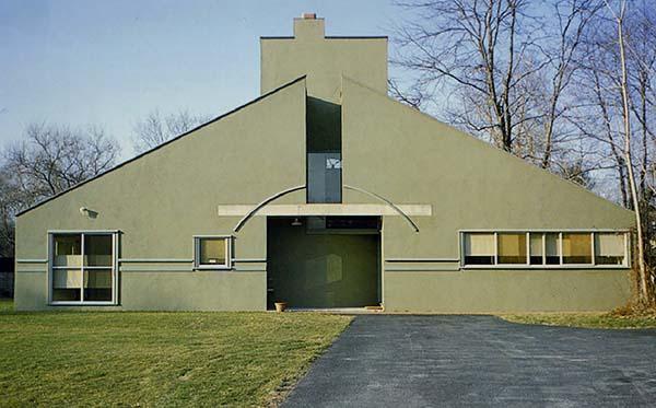 Vanna House Robert Venturi